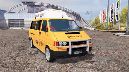 Volkswagen Transporter (T4) service for Farming Simulator 2013