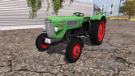 Fendt Farmer 2D for Farming Simulator 2013