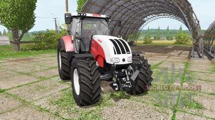Steyr 6185 CVT for Farming Simulator 2017