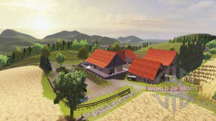 Wild Creek Valley for Farming Simulator 2013