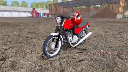 Jawa 350 for Farming Simulator 2015