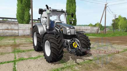 New Holland T6.120 v1.2 for Farming Simulator 2017