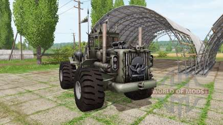 Battle traktor v1.1 for Farming Simulator 2017