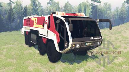 Rosenbauer Panther 8x8 CA7 v0.8 for Spin Tires