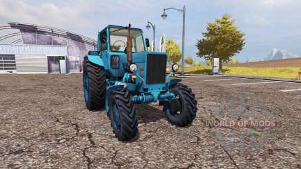 MTZ 52 Belarus v3.0 for Farming Simulator 2013