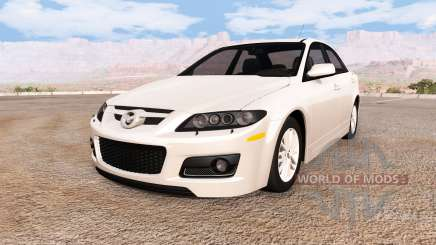 Mazda6 MPS (GG) for BeamNG Drive