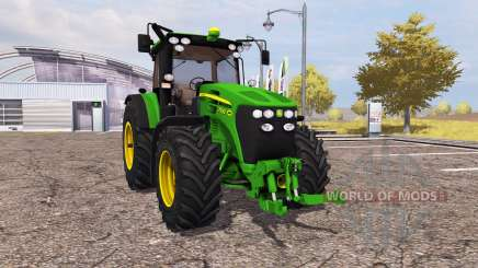 John Deere 7930 v3.1 for Farming Simulator 2013