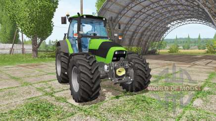 Deutz-Fahr Agrotron 165 Mk3 v3.1 for Farming Simulator 2017