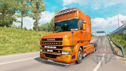 Scania T v1.8.1 for Euro Truck Simulator 2