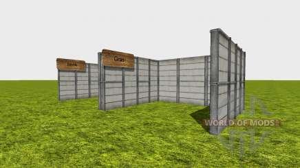 Bale storage v1.2 for Farming Simulator 2015