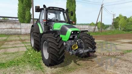 Deutz-Fahr Agrotron 620 TTV 3.0 for Farming Simulator 2017