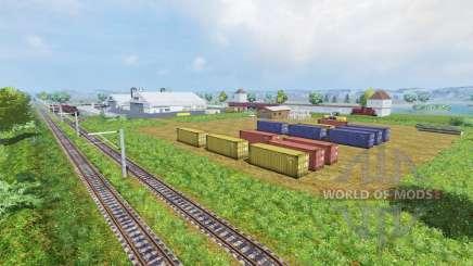 Big country v1.1 for Farming Simulator 2013
