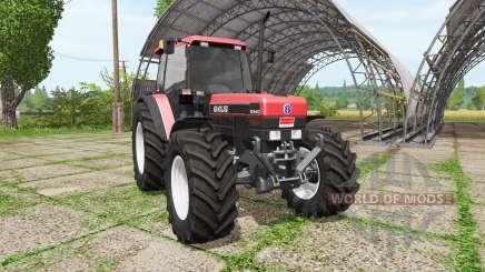 New Holland 8340 v1.3 for Farming Simulator 2017