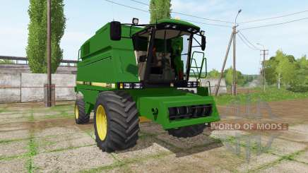 John Deere 2058 for Farming Simulator 2017