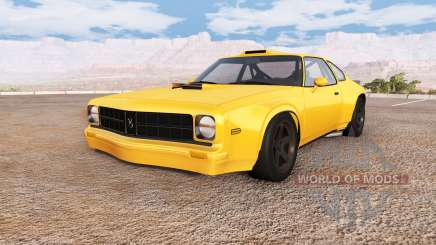 Bruckell Moonhawk widebody v0.4 for BeamNG Drive