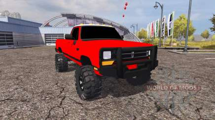 Dodge Power Ram for Farming Simulator 2013