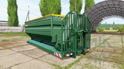 METALTECH field container for Farming Simulator 2017