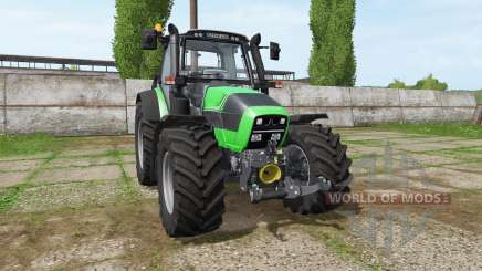 Deutz-Fahr Agrotron 620 TTV v3.5 for Farming Simulator 2017