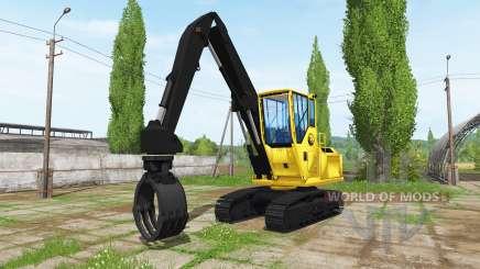 Grapple loader for Farming Simulator 2017