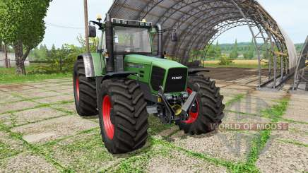 Fendt Favorit 816 for Farming Simulator 2017