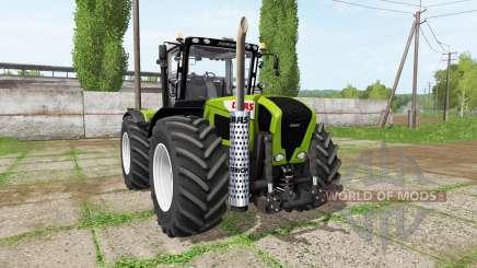 CLAAS Xerion 3300 for Farming Simulator 2017