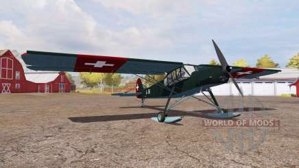 Fieseler Fi 156 Storch for Farming Simulator 2013