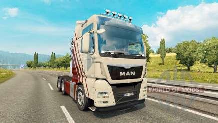 MAN TGX v1.7 for Euro Truck Simulator 2