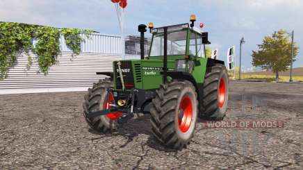 Fendt Favorit 615 LSA Turbomatic v2.0 for Farming Simulator 2013