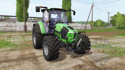 Deutz-Fahr XM 100 T4i for Farming Simulator 2017