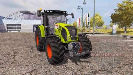 CLAAS Axion 850 for Farming Simulator 2013