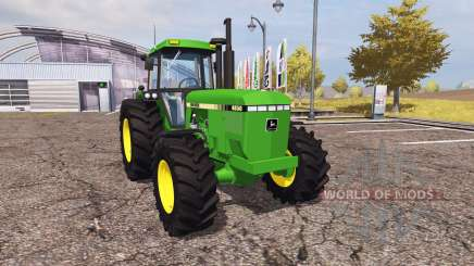 John Deere 4850 v2.0 for Farming Simulator 2013