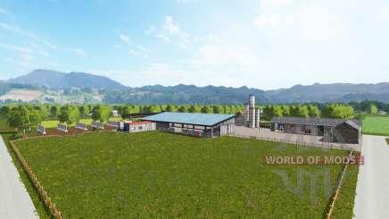 Villeneuve sous Charigny v3.0 for Farming Simulator 2017