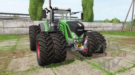 Fendt 927 Vario v2.0 for Farming Simulator 2017