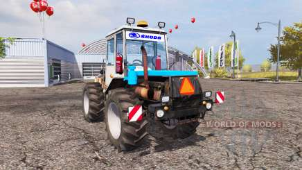 Skoda ST 180 v2.0 for Farming Simulator 2013