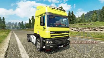 DAF CF 85 v1.5 for Euro Truck Simulator 2