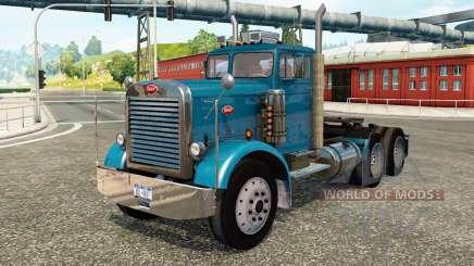 Peterbilt 351 v4.0 for Euro Truck Simulator 2