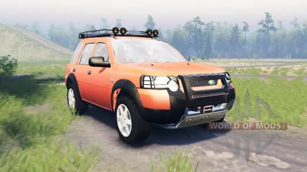 Land Rover Freelander v1.1 for Spin Tires