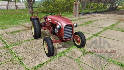 Bucher D4000 for Farming Simulator 2017