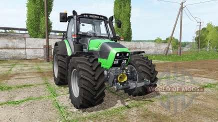 Deutz-Fahr Agrotron 620 TTV for Farming Simulator 2017
