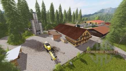 Neustadt v1.3 for Farming Simulator 2017