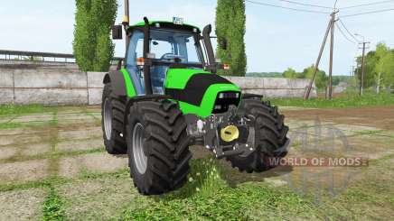 Deutz-Fahr Agrotron 165 Mk3 v3.3 for Farming Simulator 2017