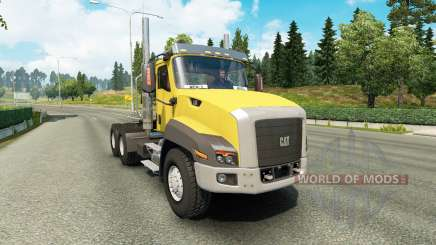Caterpillar CT660 for Euro Truck Simulator 2