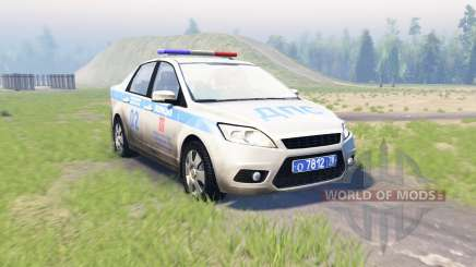 Ford Focus (DB3) ДПС for Spin Tires