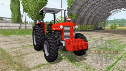 Massey Ferguson 95x for Farming Simulator 2017
