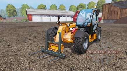 JCB 535-95 v1.2 for Farming Simulator 2015