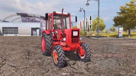 Belarus MTZ 82 v1.1 for Farming Simulator 2013
