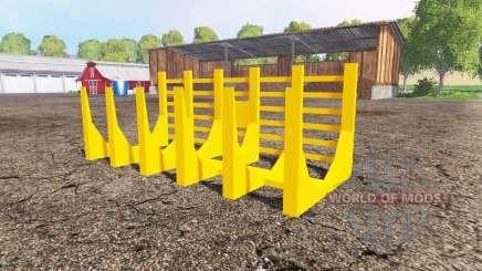 Holzpolter set for Farming Simulator 2015