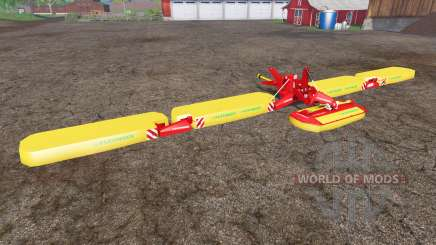 POTTINGER Novadisc for Farming Simulator 2015