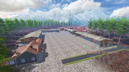 Retreatet for Farming Simulator 2015