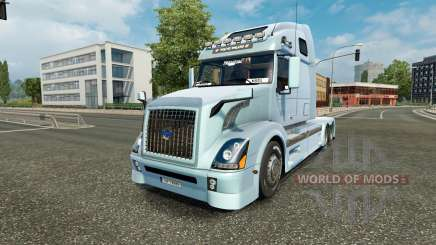 Volvo VNL 670 v1.4.2 for Euro Truck Simulator 2